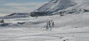 Etna  Winter Game